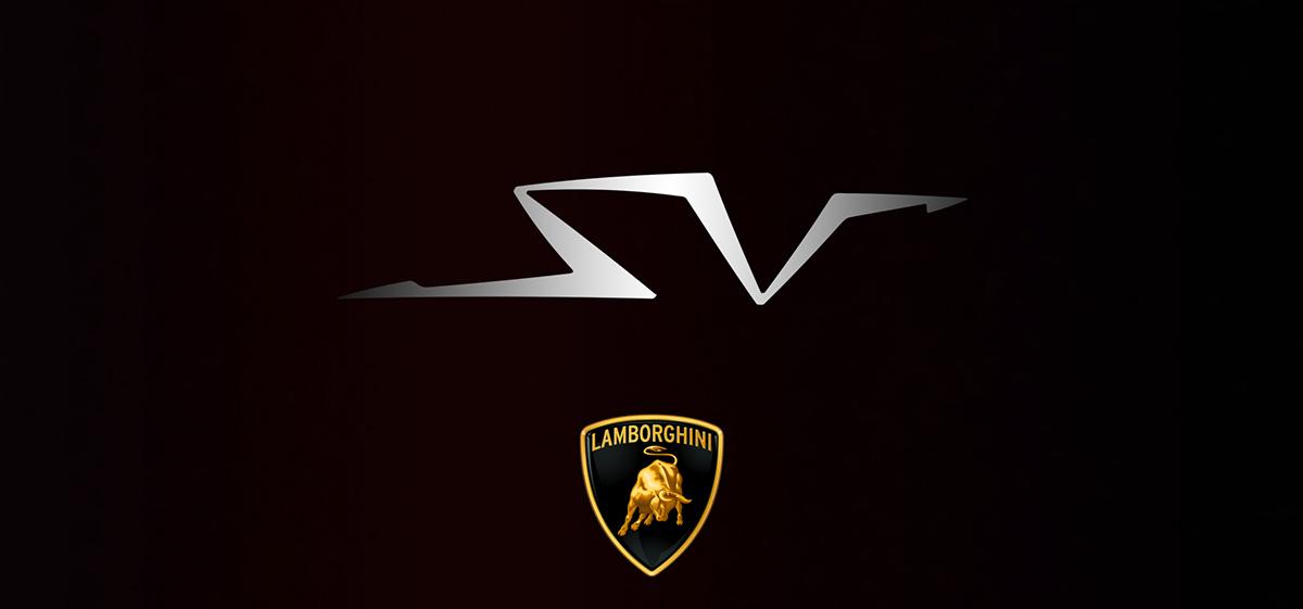 Aventador Sv Cgi On Behance