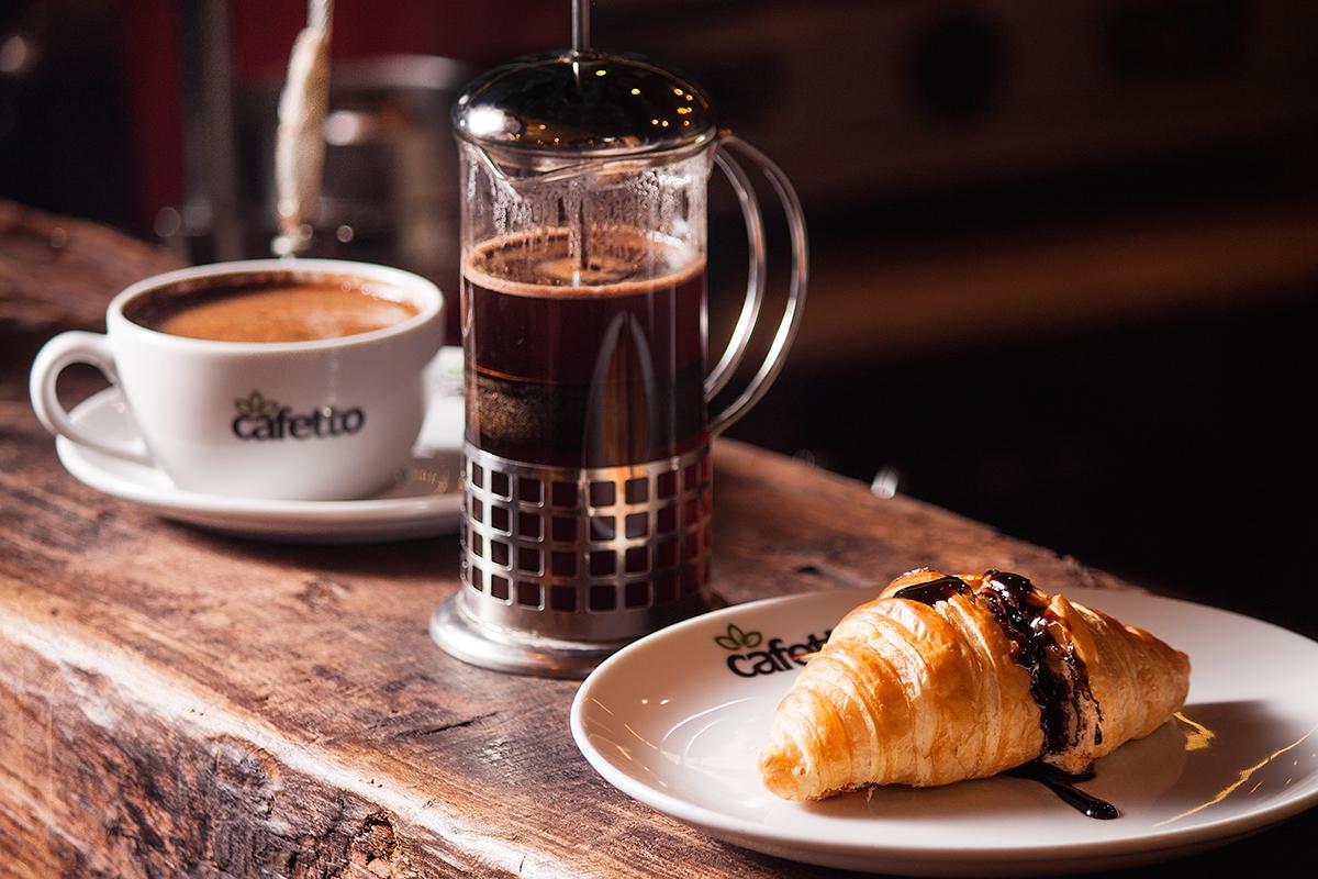 фото кофе с круассанами ещенко это популярный
