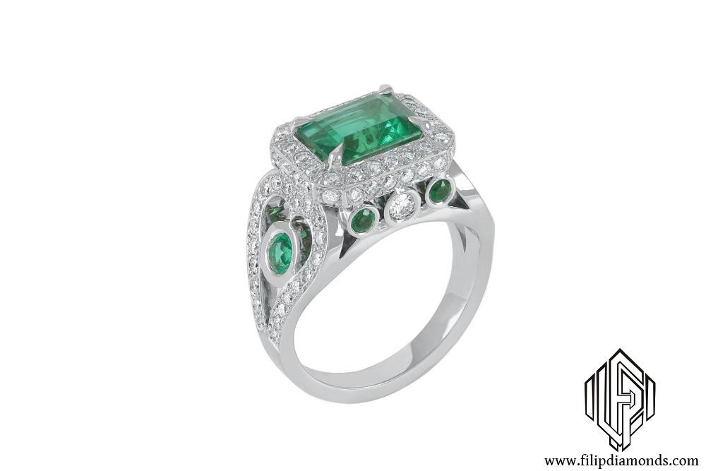 www.filipdiamonds.com peter mašek CAD CAM World jewelry