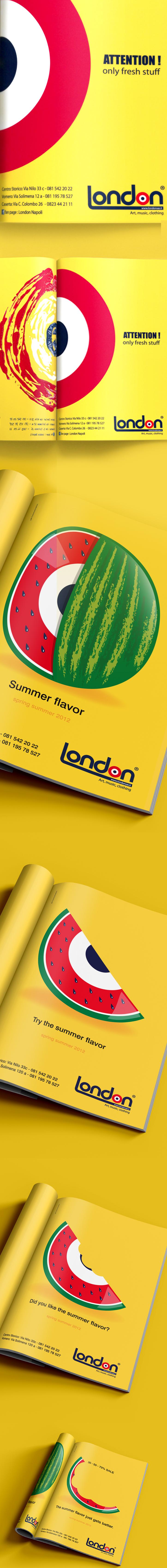 London_napoli on Behance