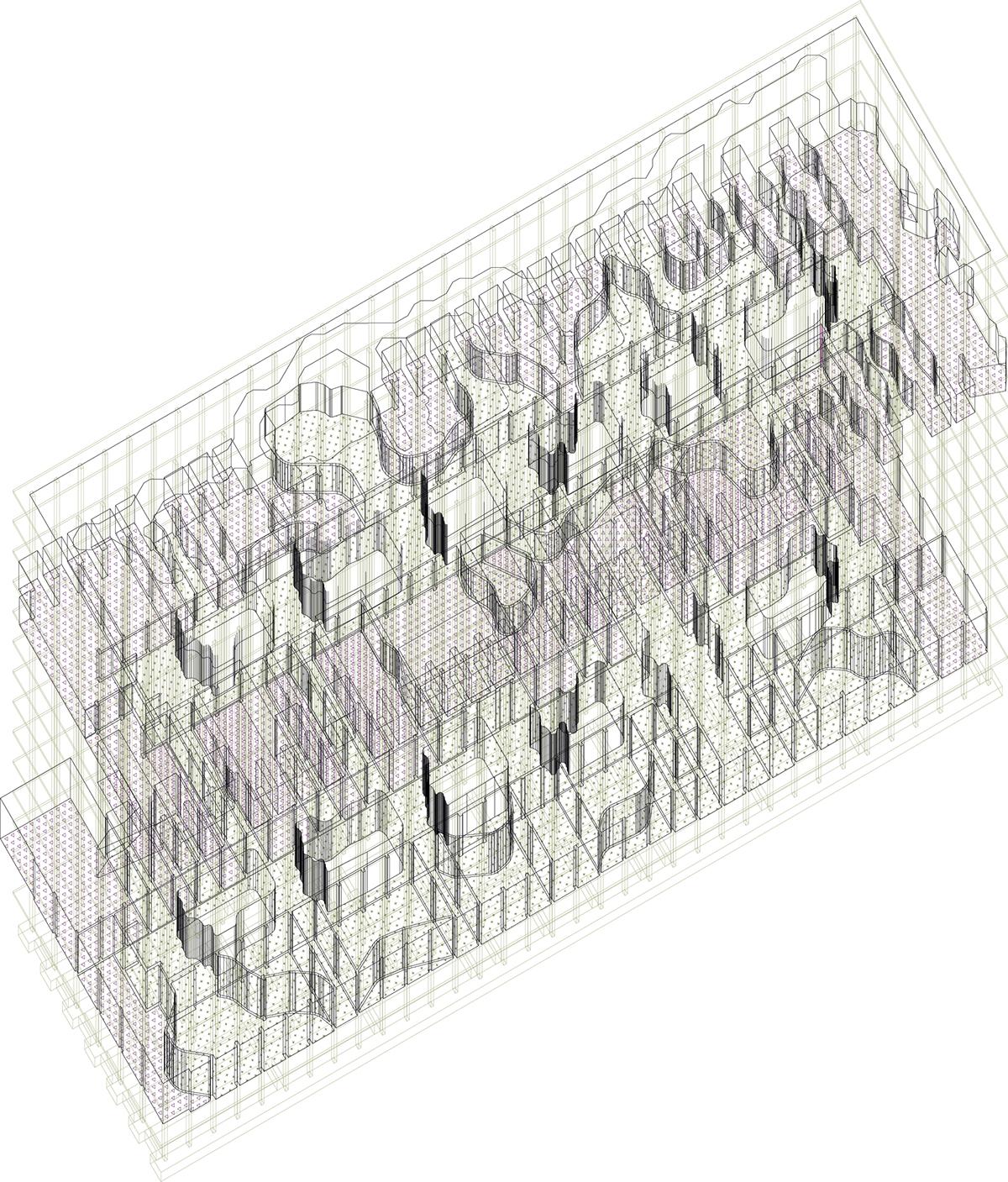 forma shape utopic utopico thesis PFC