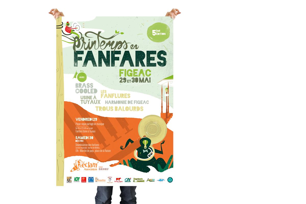fanfare Festival communication