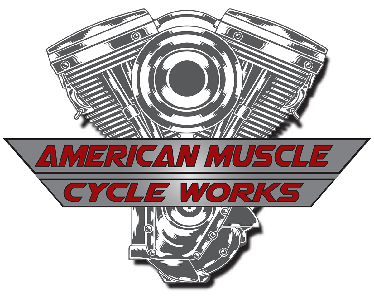 Logo Design For A New Motorcycle Shop In Ct On Student Show