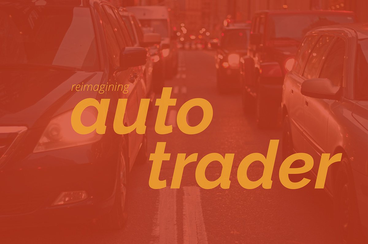 Reimagining Auto Trader Canada on Behance