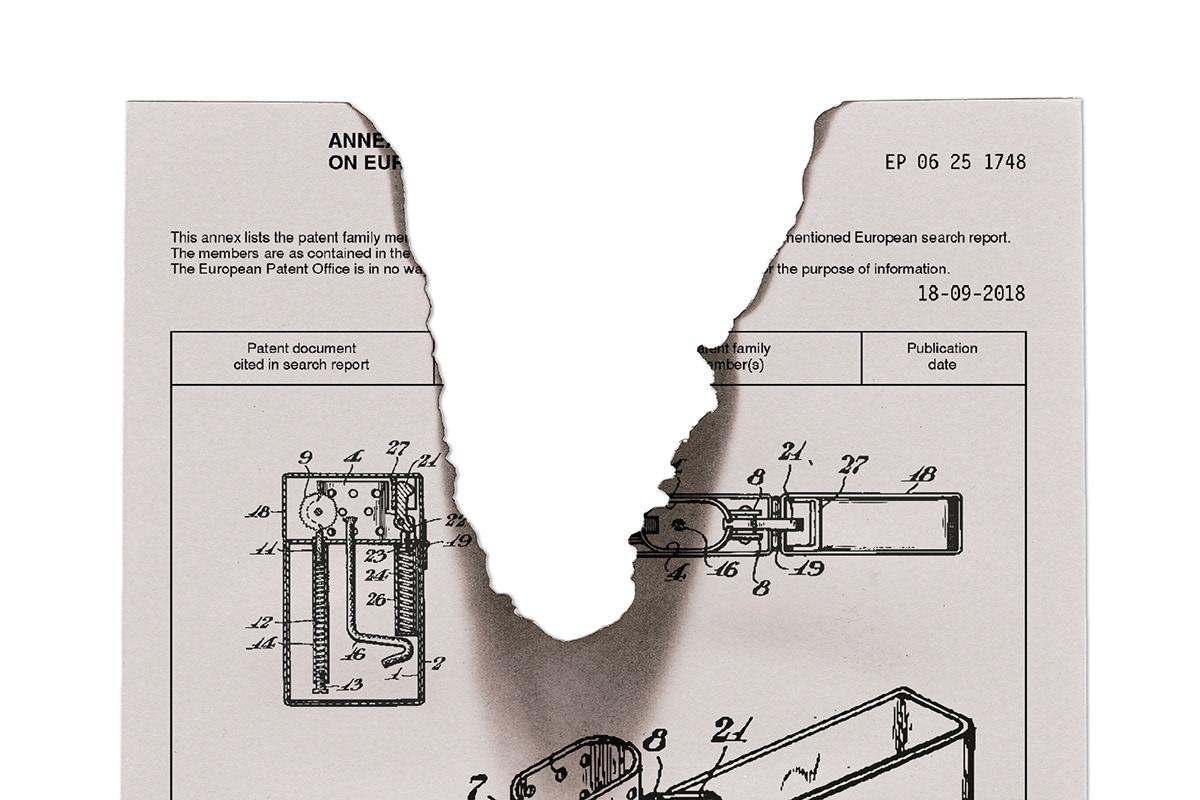 ilustracion ILLUSTRATION  editorial Patent Pending