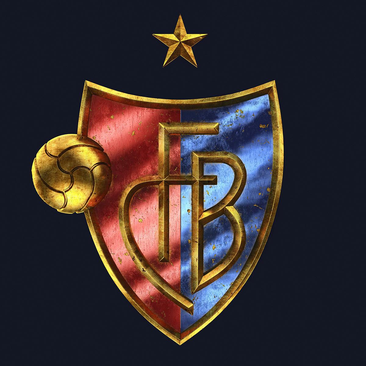 Talisman & Co.   FC Basel Badge   Andrei Lacatusu