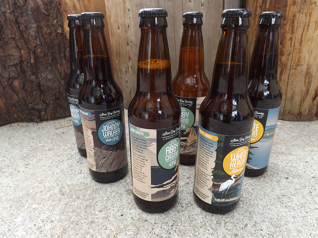 beer outdoors pretty animals pacific northwest