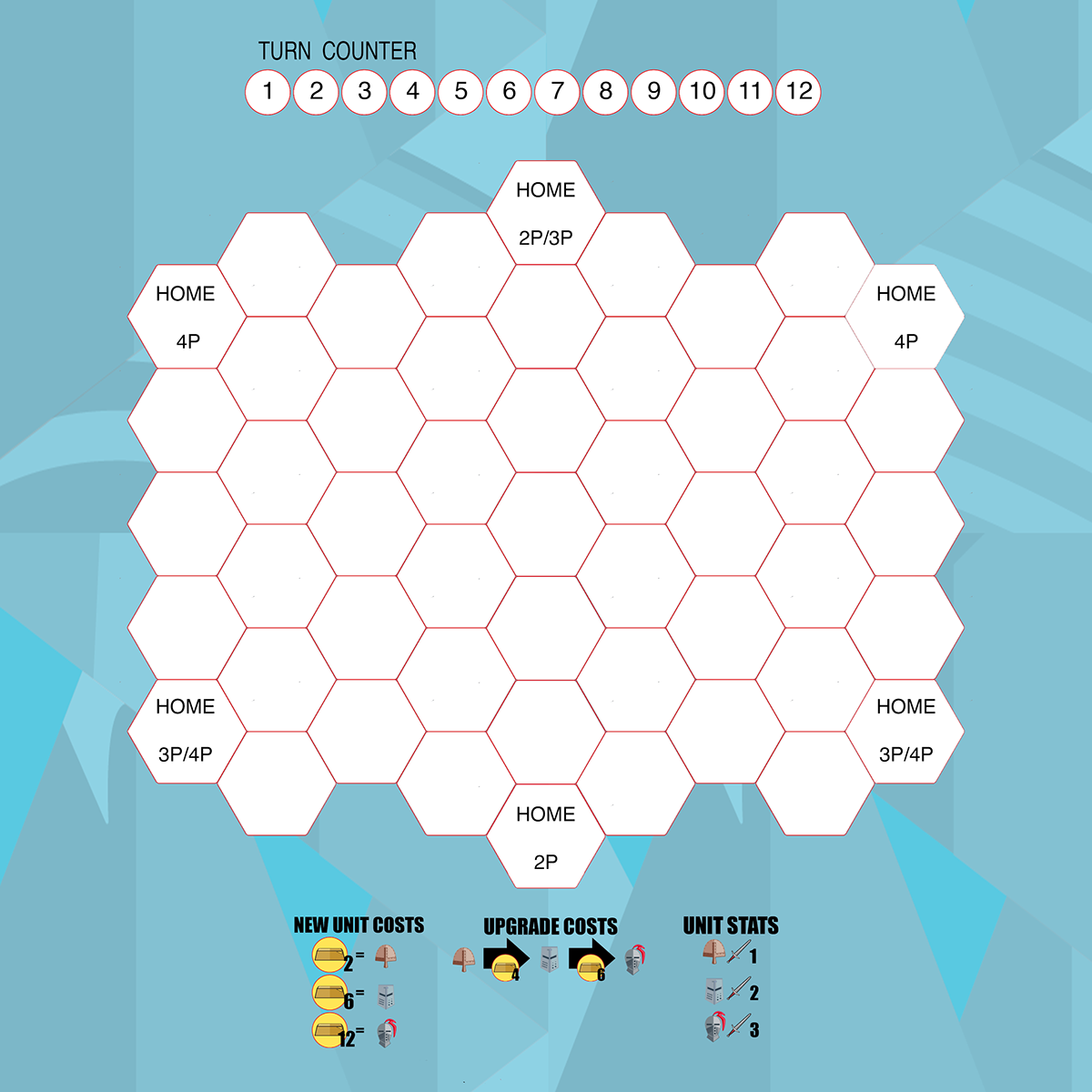 game board game strategy medieval War