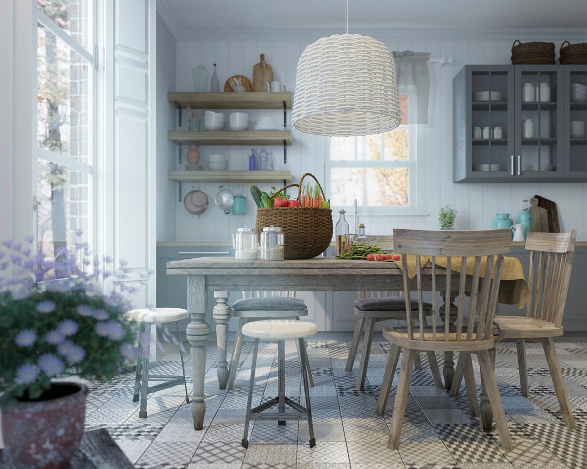 Provence Kitchen on Behance