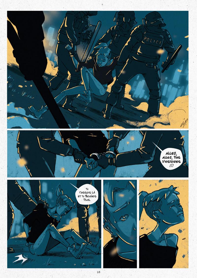 Antigone - Comic book on Behance