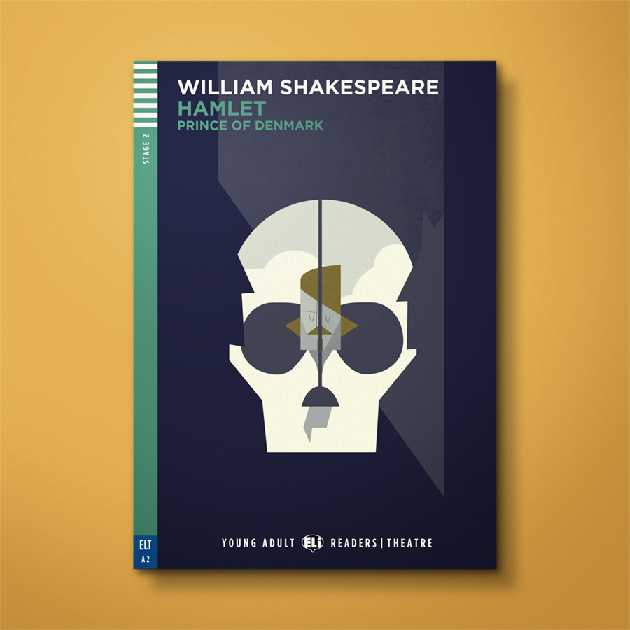 the internal struggle of the prince of denmark in the play hamlet by william shakespeare Buy a cheap copy of the tragicall historie of hamlet, prince book by william shakespeare each edition includes: • freshly edited text based on the best the shakespeare made easy series aims to take the fear out of shakespeare by having shakespearean and modern english facing each other.