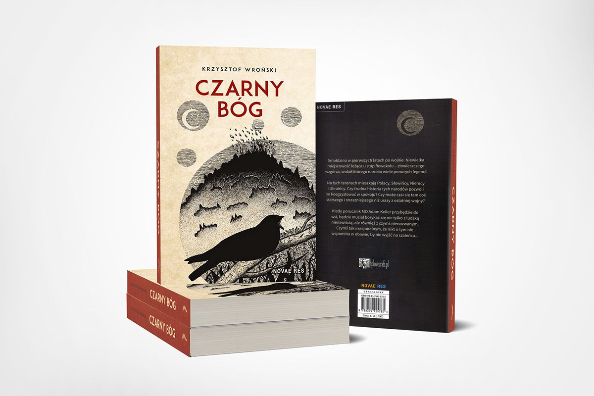 book cover science artwork okładka książka design typography   Mockup