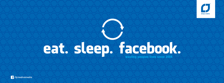 fb cover page design on behance