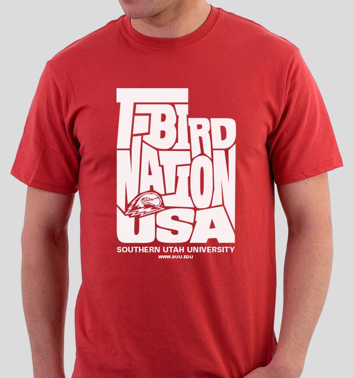 tshirt,shirt,SUU,Southern Utah University