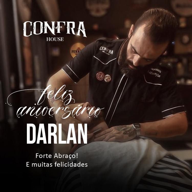 aniversário Barbeiro barber CONFRA