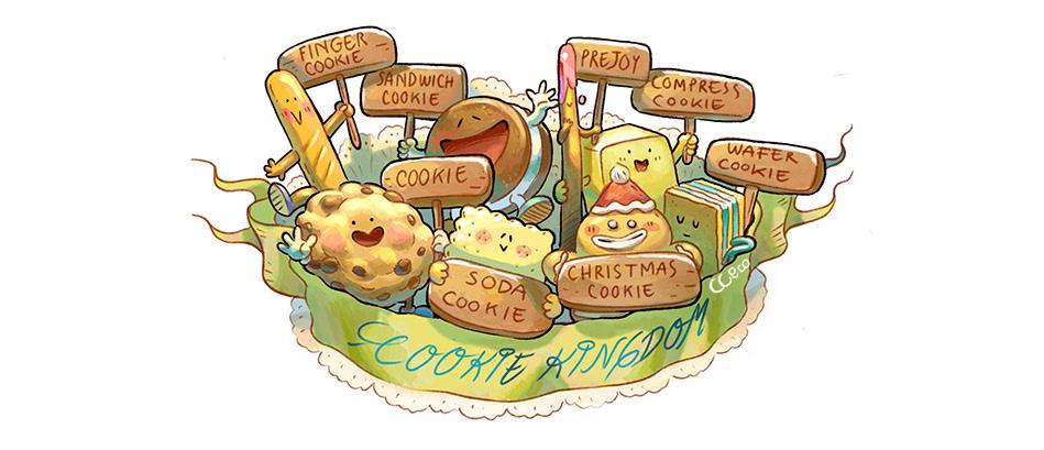 Image may contain: cartoon, birthday cake and cake