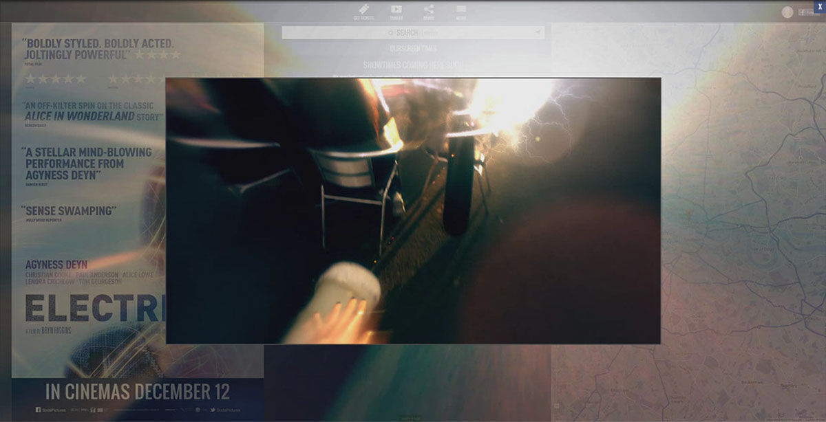 trailer interactive electricity