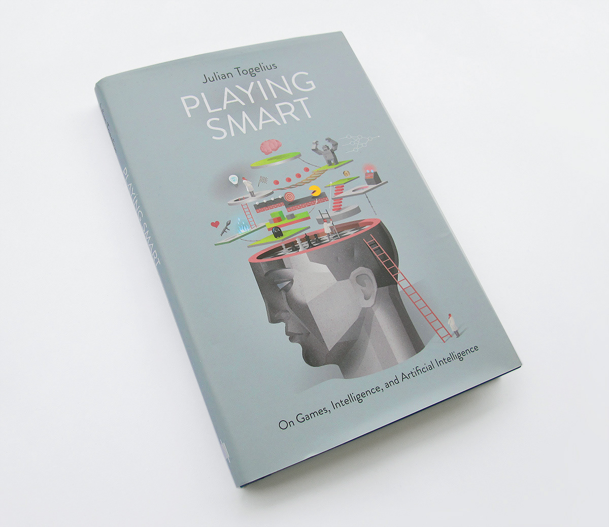 editorial book bookcover Computergames computers future Technology gamedesign Games