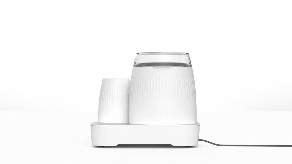 design storylab Interior kitchen line modern product product deisgn Rice rice cleaner storylab