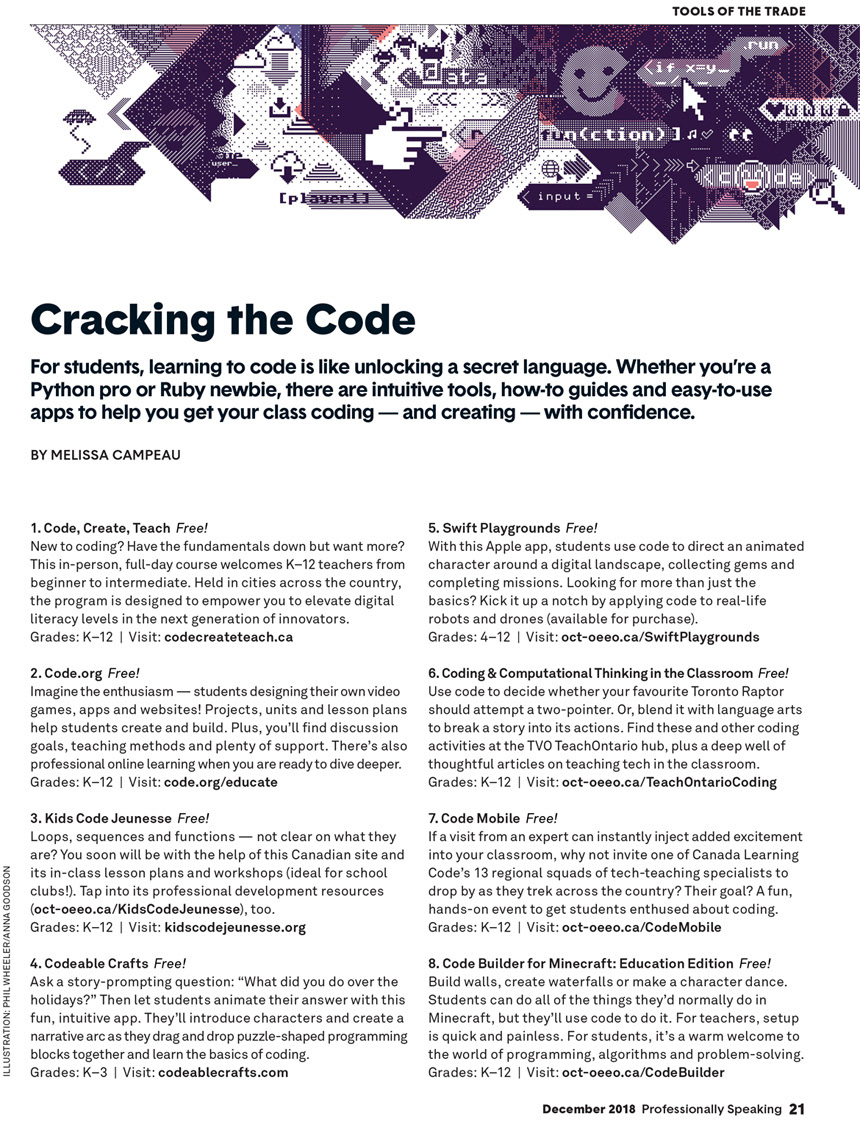 Cracking the Code on Behance