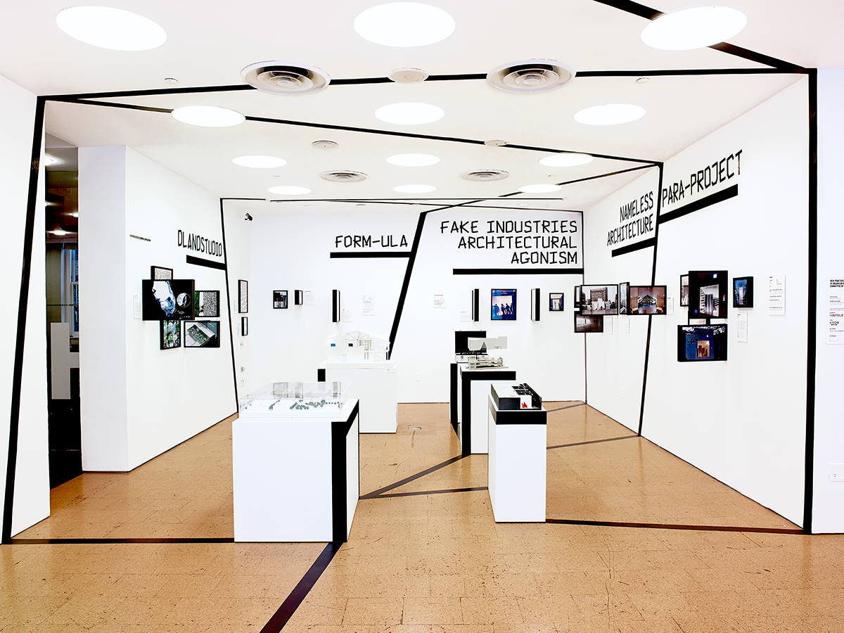 Exhibition Stand Installation : New practices york identity and exhibition design on