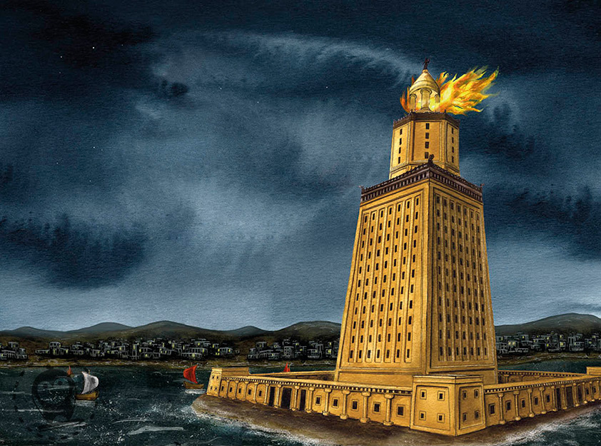 Guide The Lighthouse of Alexandria (The Ancient Wonders