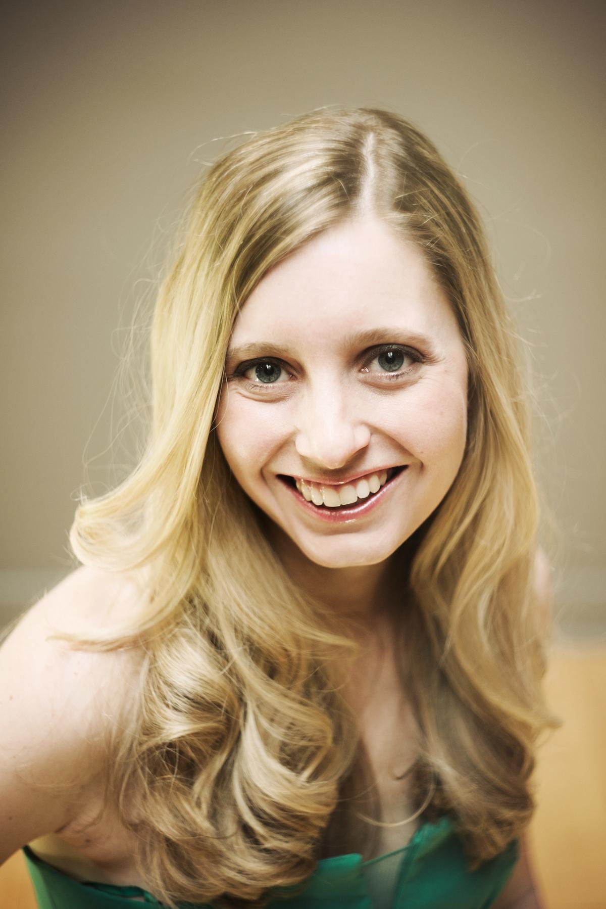 Singer performer opera teacher vocal vocalist soprano Stage blonde Beautiful woman green eyes