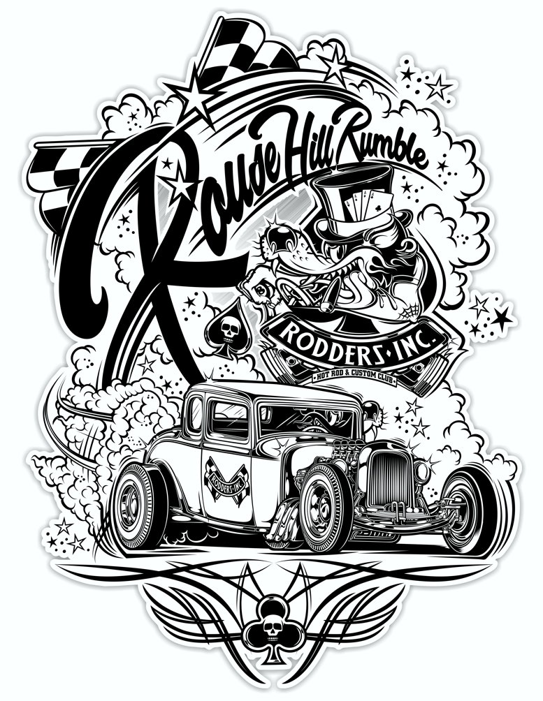 Illustrator Graphic Artist Kustom Art