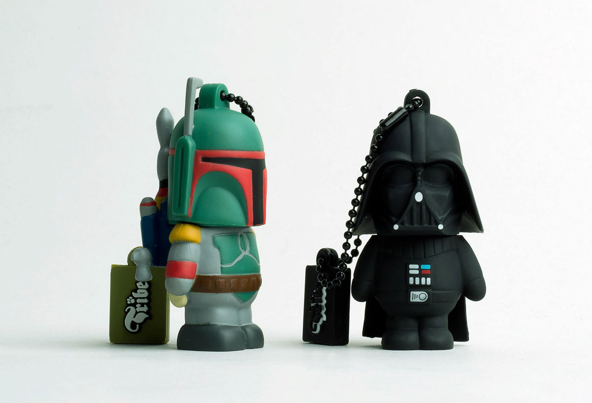 star wars usb flash drives on behance. Black Bedroom Furniture Sets. Home Design Ideas