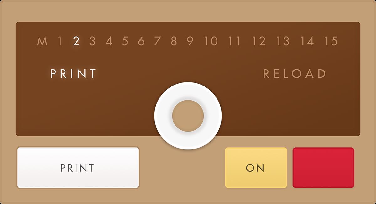 Xerox UI Interface classic interfaces