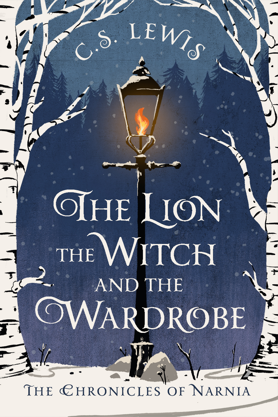 Image result for the lion the witch and the wardrobe book cover