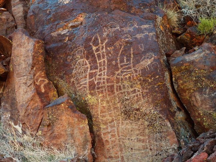 archeology Documentary  historic Vandalism pre-columbian