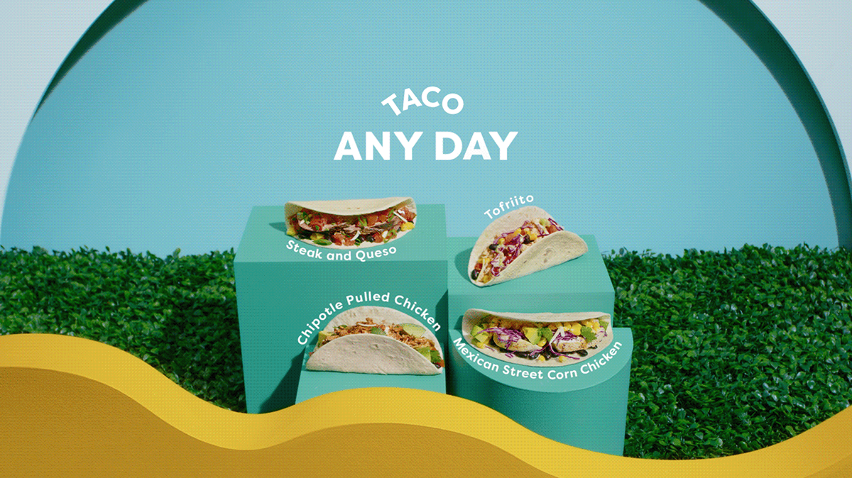 Advertising  campaign directing   director Food  taco Tacos
