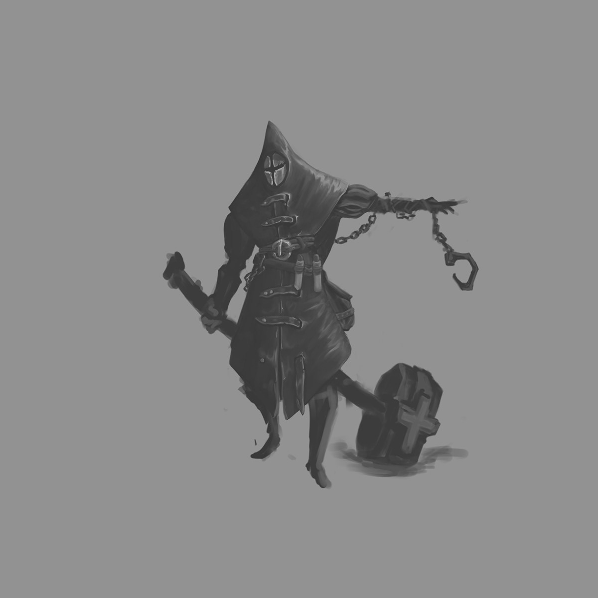 Witch Hunter Concept Art