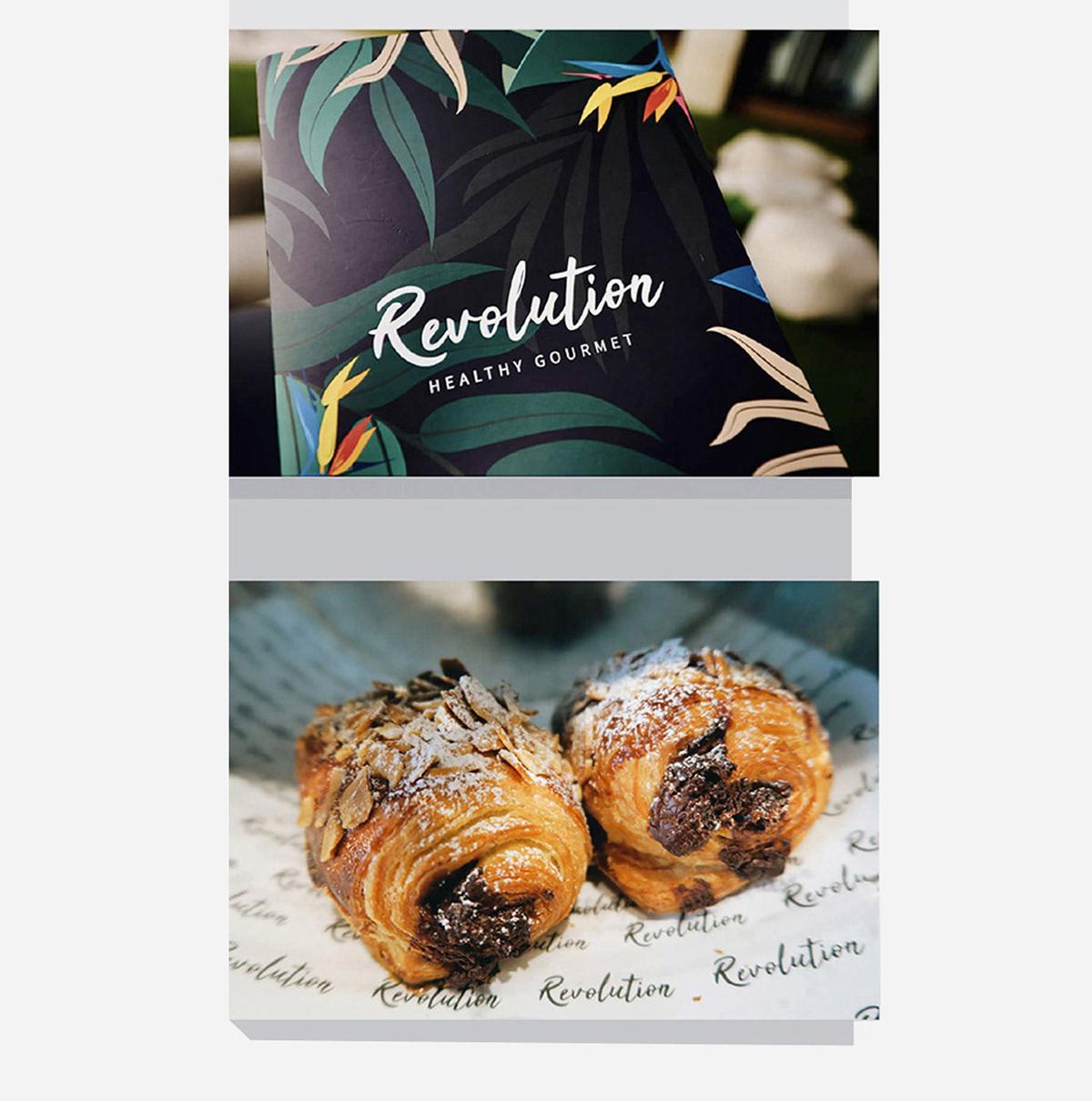 Packaging Food  identity ILLUSTRATION  pattern green Tropical graphic design  logo Bojana Knezevic
