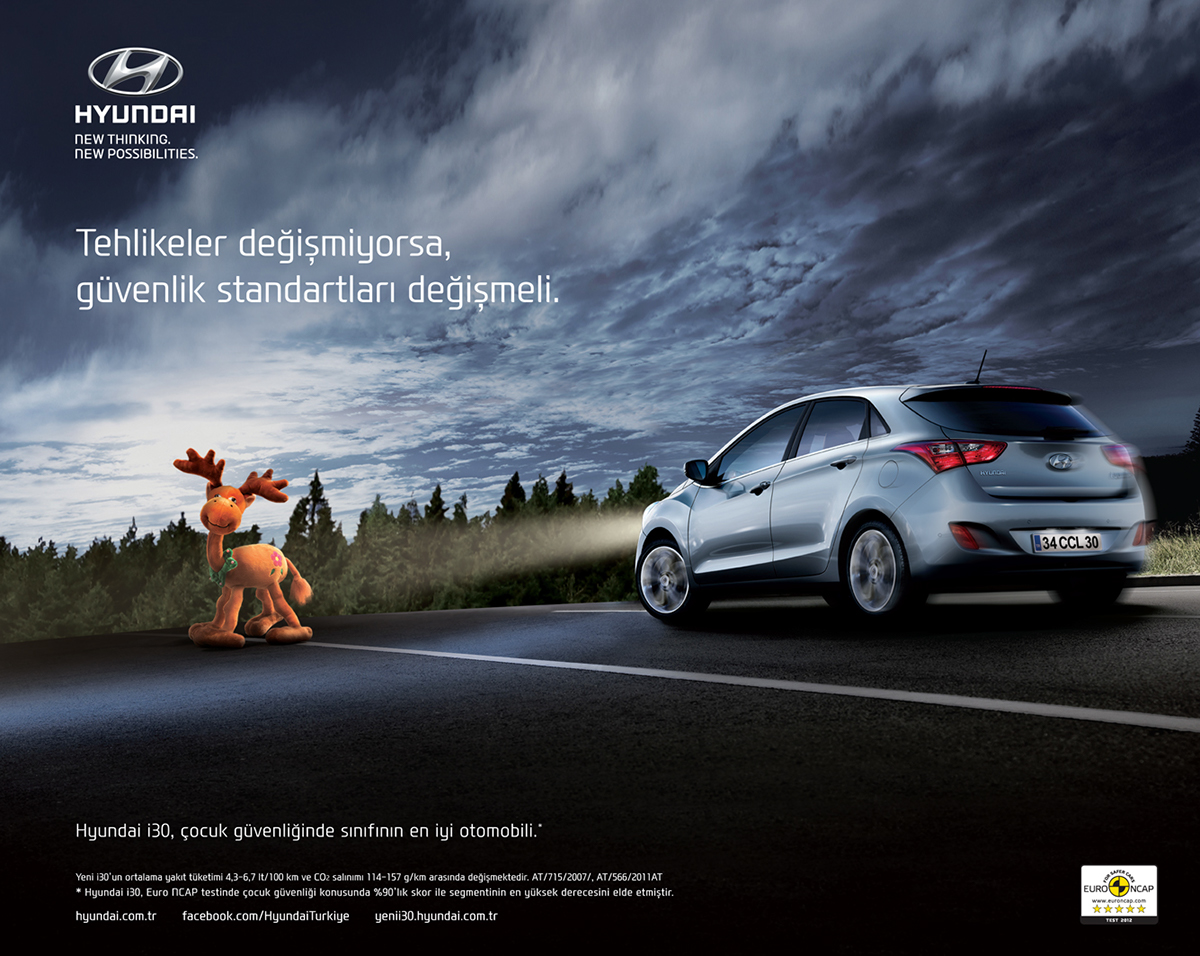 Hyundai 12 On Behance