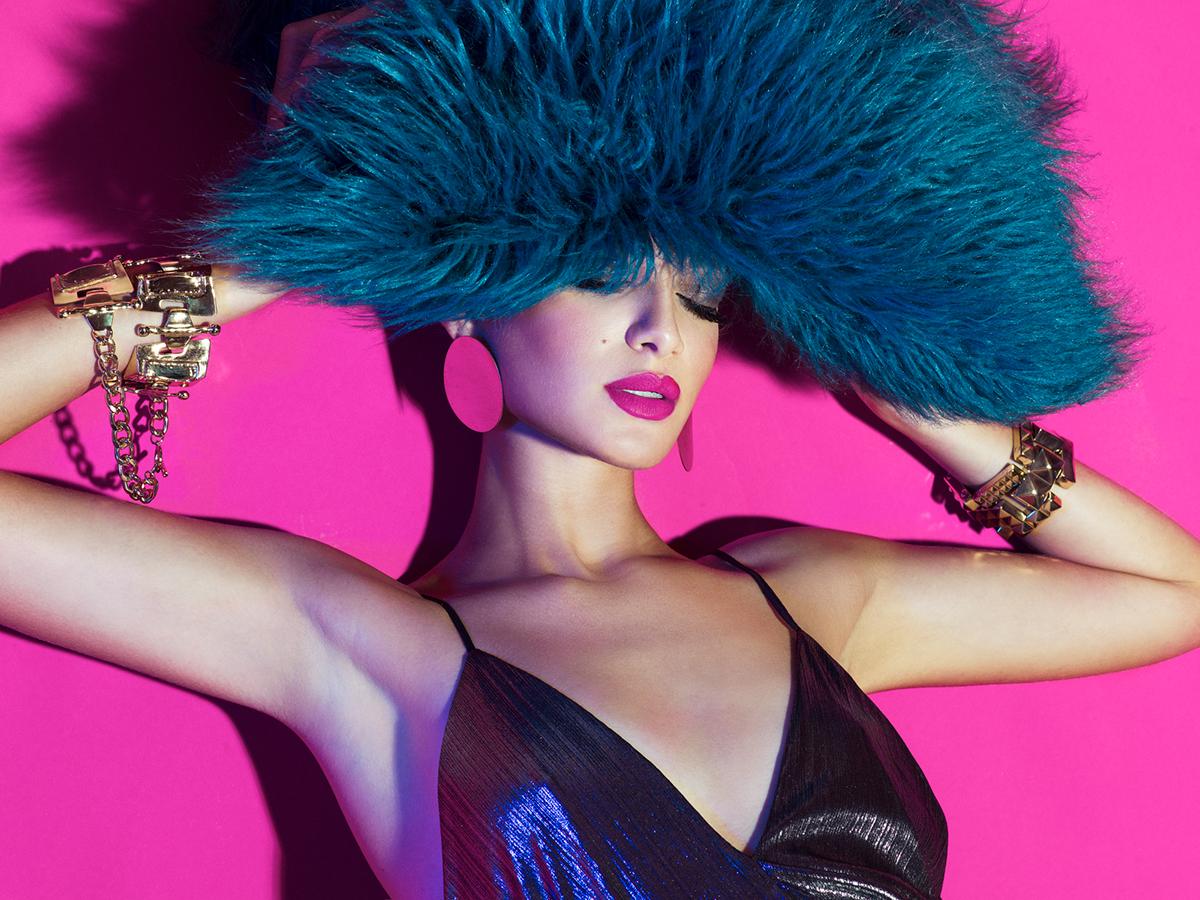 Video glamour in fashion, fat chic masterbating