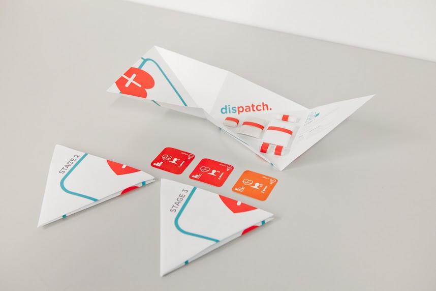 dispatch speculative design research Health