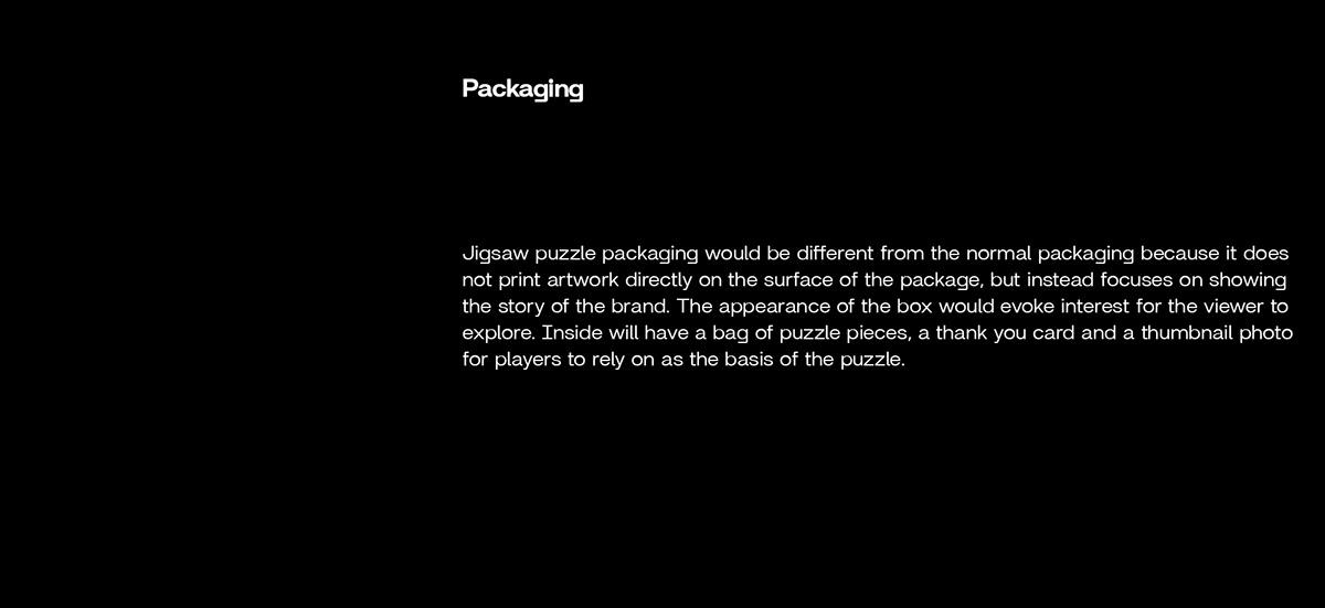 artwork branding  jigsawpuzzle Packaging product puzzle thirdeye eyes