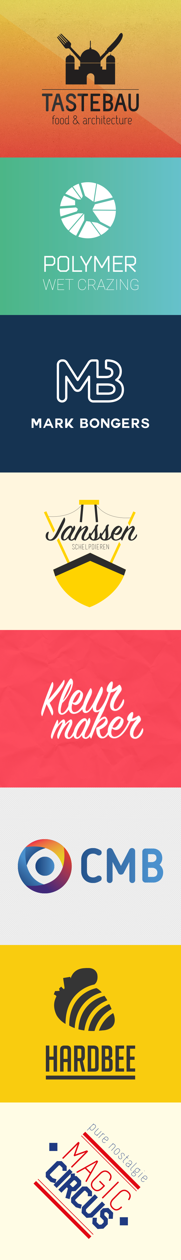 Corporate Identity Logo Design visual identity