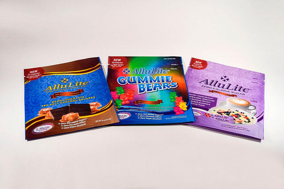 chocolate Packaging sugar logo
