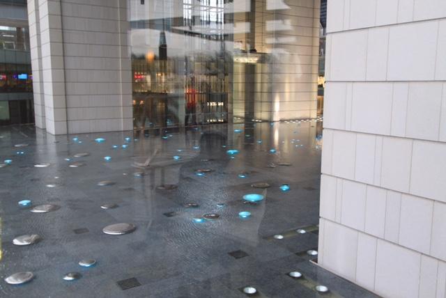Abu Dhabi Financial Centre On Behance
