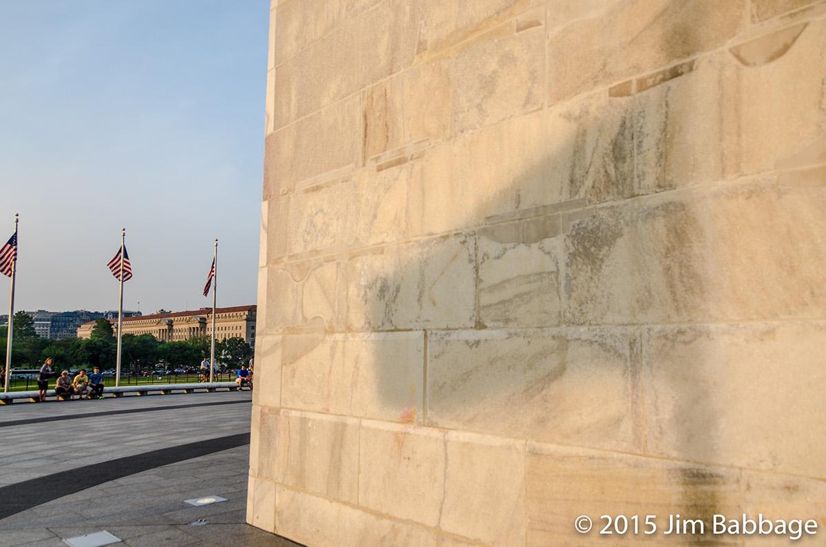 Adobe Portfolio washington dc lincoln memorial monument Reflecting pool