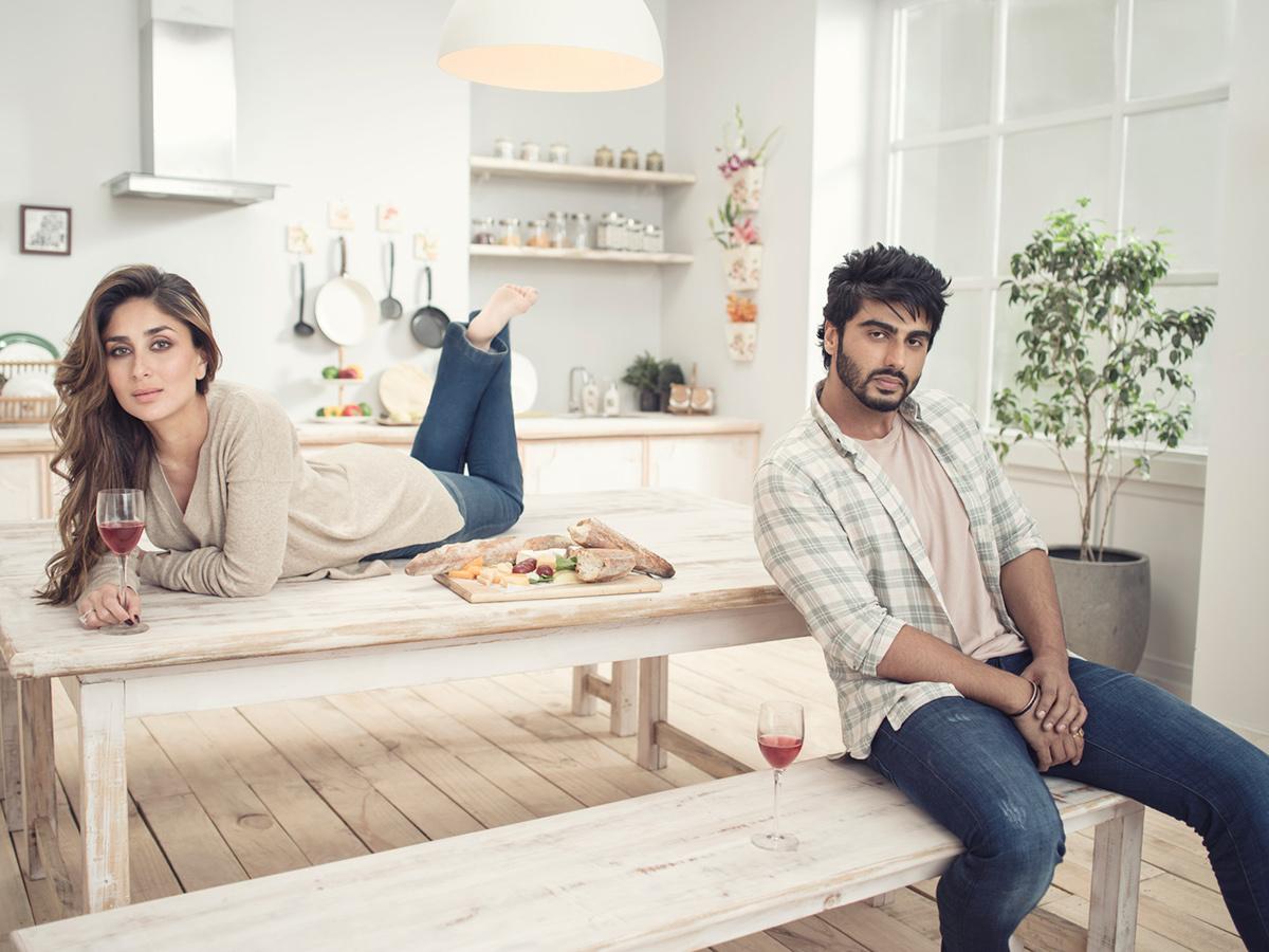 Filmfare April 6 2016 Kareena Kapoor & Arjun Kapoor on Behance
