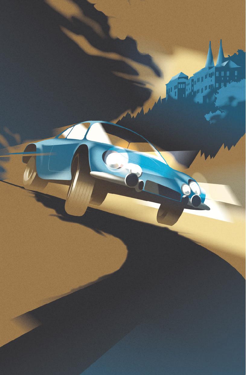 adobe illustrator Cars designer Graphic Designer graphics Illustrator madsberg Retro vector vintage