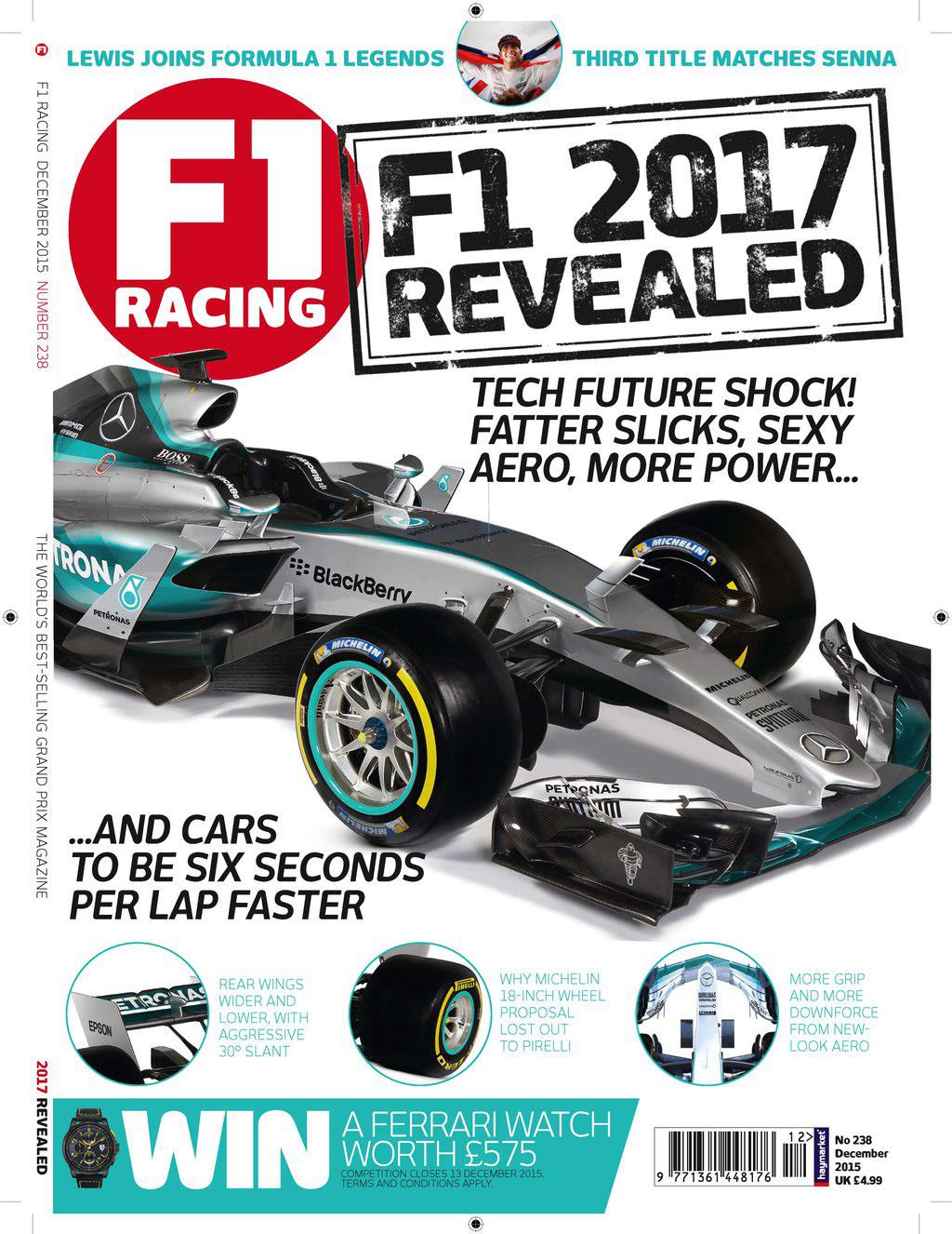 2017 Formula One season