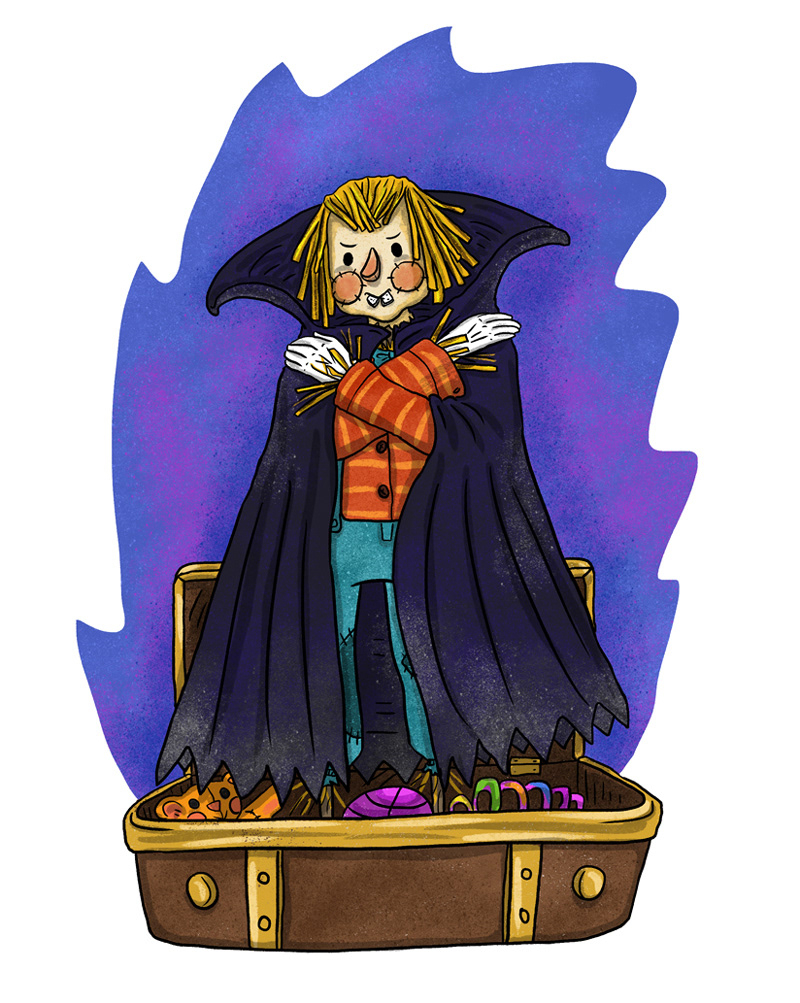 kitap çocuk kitabı illustrasyon book publishing   scarecrow kidlit children book village story