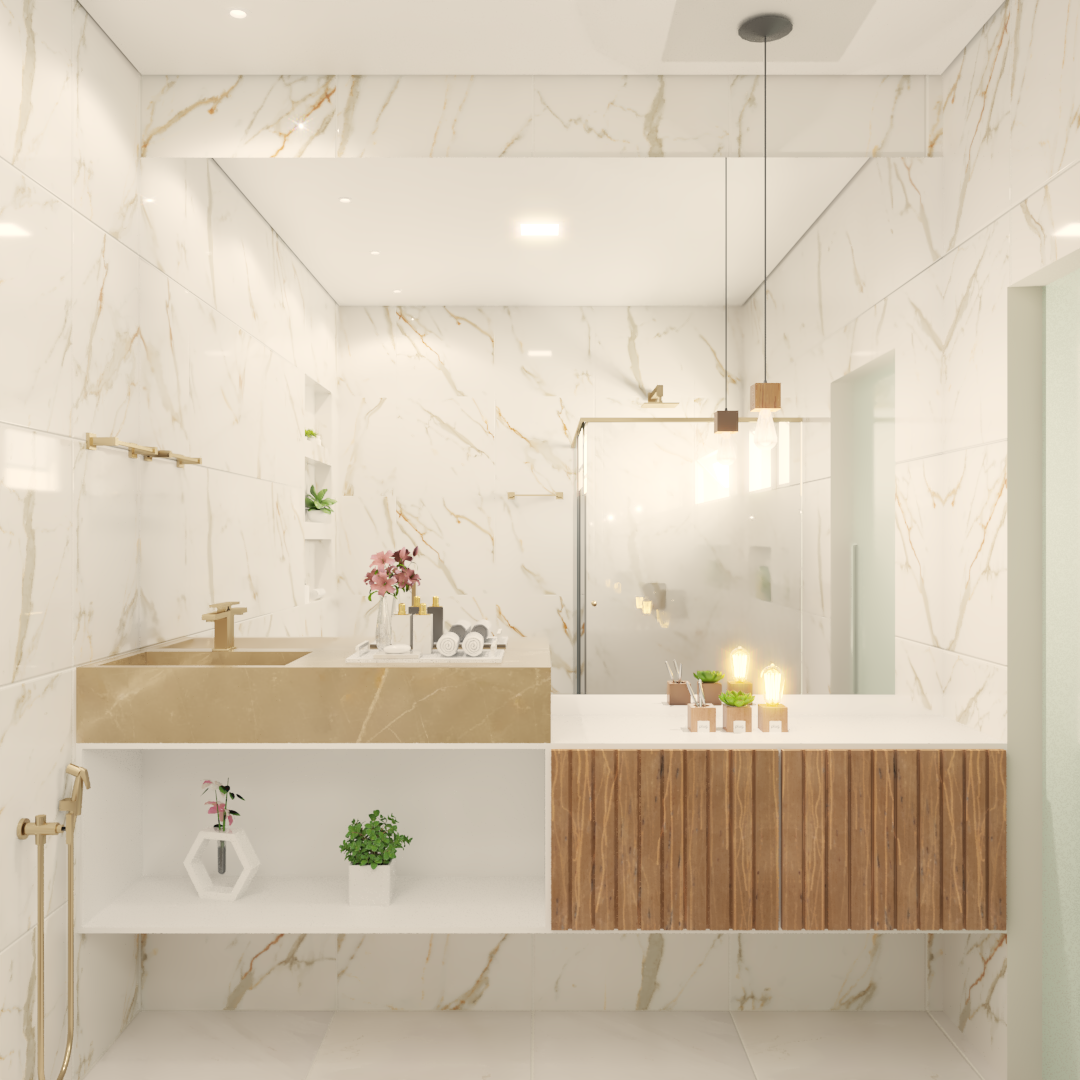 3D architecture Interior Render SketchUP visualization vray