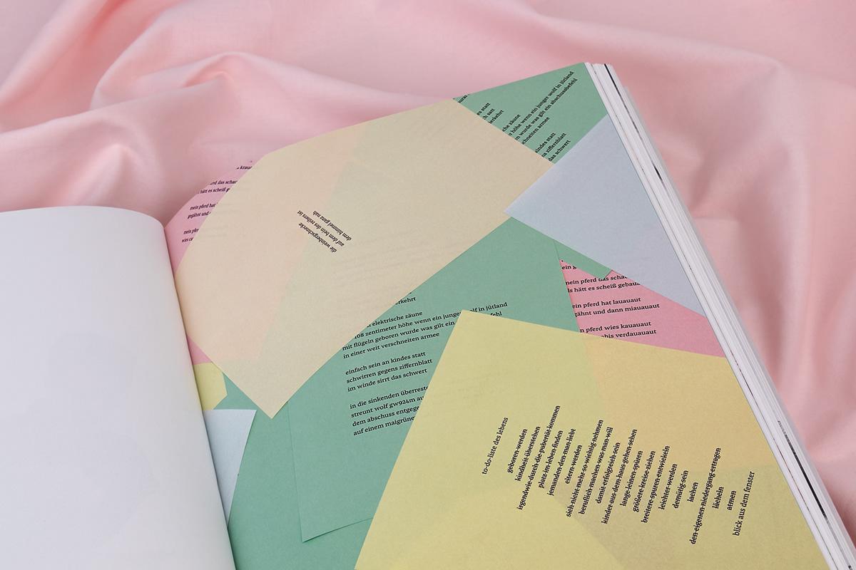 Arne Rautenberg Bookdesign Buchgestaltung Catalogue Delmenhorst editorial Exhibition  Kiel Kunsthochschule Muthesius