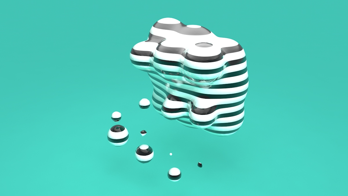 cinema 4d Render motion lighting modeling texturing MoGraph simulation thrausi reflection daily Dynamic colour formula inspire